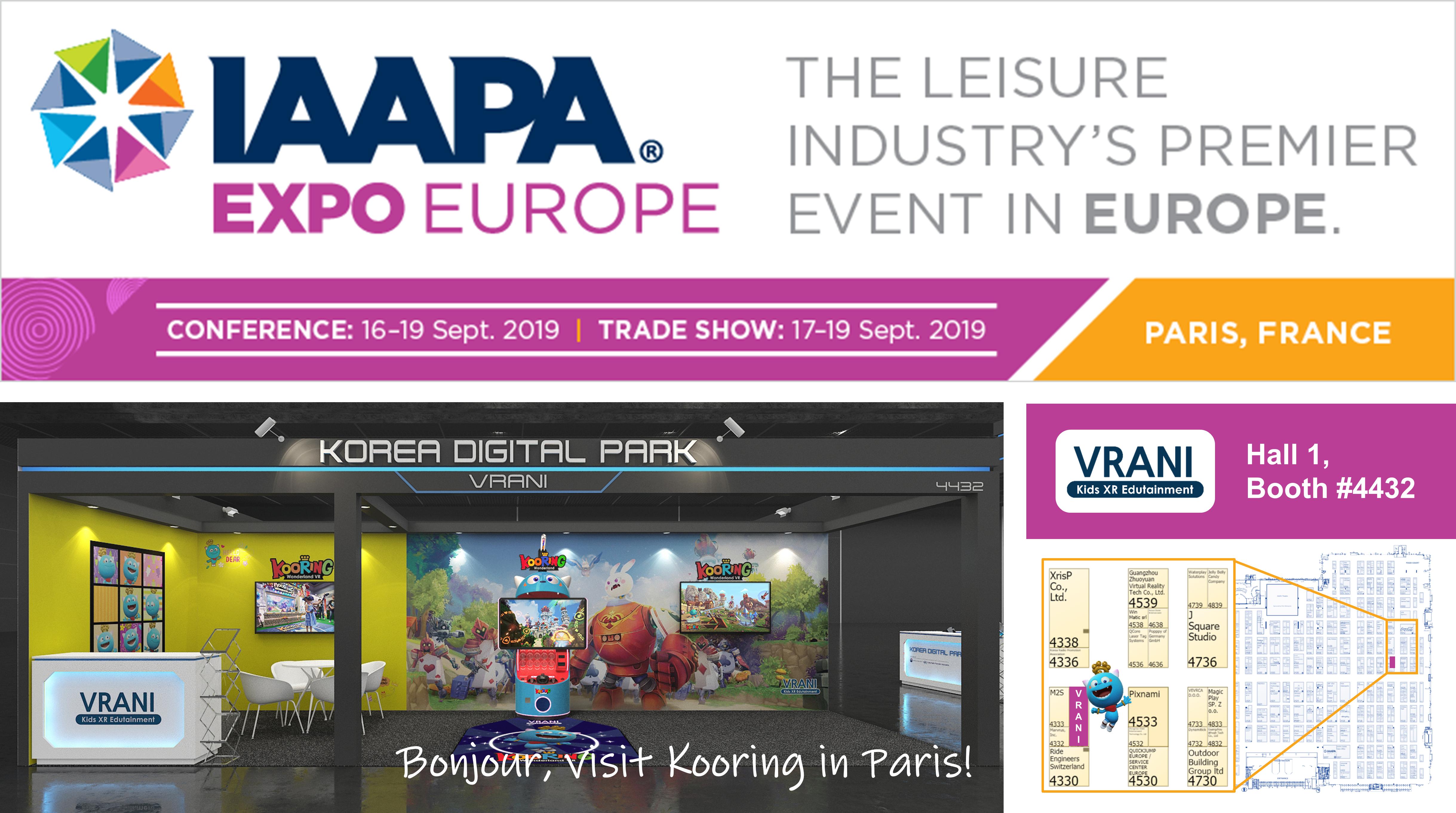 IAAPA EUROPE 2019